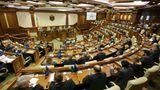 Сегодня состоится первое заседание весенне-летней сессии Парламента РМ