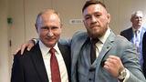 Макгрегор показал фото с Путиным на финале ЧМ