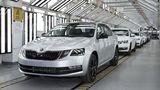 Автомобили Skoda российской сборки отправляют на экспорт в Европу