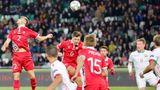 Сборная Молдовы сыграла вничью с командой из Беларуси
