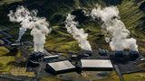 В Исландии запускают станцию, которая превращает СО2 в камень