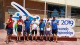 Молдавские спортсмены успешно выступили на чемпионате мира по тхэквондо