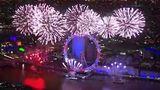 Фейерверки в Лондоне и Париже стали самыми зрелищными в Европе