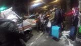 В Кишиневе пьяный водитель сбил двух женщин с детьми на пешеходном переходе