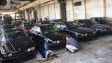ВБолгарии нашли склад сзабытыми новыми BMW