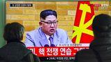 Ким Чен Ын: Ядерная кнопка всегда на моем столе