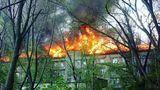 Стала известна причина пожара в Институте микробиологии и биотехнологии