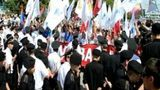Amenzi pentru altercațiile din 5 august de la Marşul Unirii