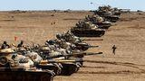 Турция привела армию в состояние повышенной боеготовности