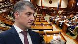 Парламент признал незаконным назначение Харунжена на пост генпрокурора