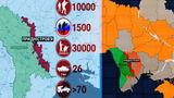 На Украине подсчитали, сколько российских военных в Приднестровье