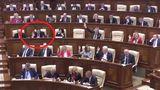Лупу проголосовал за инициативу Додона об аннулировании закона о миллиарде