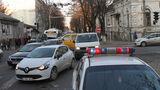 Примерно 50 ДТП случилось в Кишиневе за последние сутки