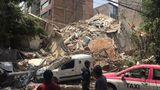 Число жертв землетрясения в Мексикe увеличилось до 273