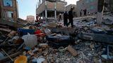 Bilanțul cutremurului din Iran şi Irak: 445 de morți, 7.100 răniţi
