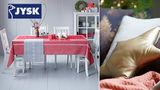 JYSK: Как украсить на Рождество небольшое пространство ®