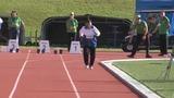 101 წლის ქალმა 100 მეტრი 1 წუთსა და 6 წამში გაირბინა (ვიდეო)