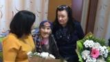 Долгожительнице из Бельц исполнилось 102 года