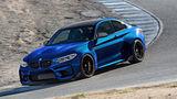 BMW testează viitorul M2 CS pe circuitul de la Nuburgring