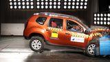 Renault Duster получил ноль звезд за безопасность