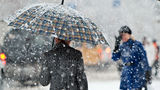На всей территории страны ожидаются осадки в виде мокрого снега
