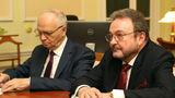 Урегулирование приднестровского вопроса детально обсудил с послом МИД РФ президент