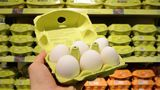 В Румынии обнаружили тонну зараженных яиц