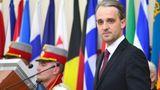 Евгений Стурза свой первый визит совершит в Штаб-квартиру НАТО в Брюсселе