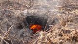 Бендерчане пожаловались на самовозгорающиеся торфяники