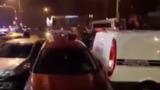 На Рышкановке произошло массовое ДТП с участием семи машин