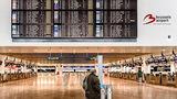 ბრიუსელის საერთაშორისო აეროპორტი ხანძრის გამო პარალიზებულია
