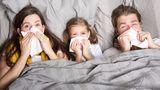 Более 100 новых случаев гриппа зарегистрировано на прошлой неделе