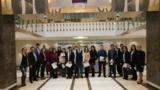 В парламенте РМ началась программа стажировки в рамках весенней сессии