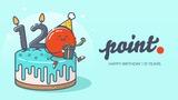Проект Point.md отмечает свой день рождения