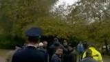 Работников  ЖДМ и Moldsilva силком привели на встречу с Гимпу