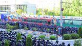 MAI: 17 poliţişti au fost răniţi la protestul de duminică