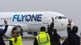 Кишинев - имя авиалайнера Airbus A319, который пополнил флот Fly one ®