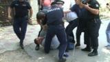 Обыск у владелицы торгового центра на Измаильской превратился в скандал