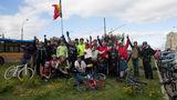 Состоялся Тур Кишинева в честь дня рождения столицы