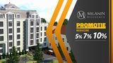 Milanin Residence: Получи скидку при покупки квартиры с авансом ®