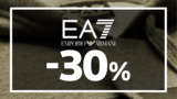 Ea7 Emporio Armani: эксклюзивные скидки -30% ®