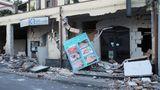 Землетрясение в районе Этны вызвало панику среди сицилийцев