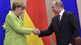 Раскрыты темы предстоящей беседы Путина и Меркель