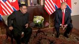 Трамп и Ким Чен Ын выступили с комментарием для прессы перед саммитом