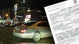 Poliţia a explicat de ce şoferul Mercedesului nu a fost amendat