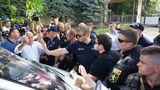 ДПМ требует расследования инцидента с воскресного протеста
