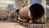 Строительство Белорусской АЭС идет с отставанием от графика