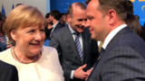 Андрей Нэстасе и Майя Санду встретились с Ангелой Меркель в Мюнхене
