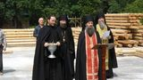 В Приднестровье строят деревянный храм