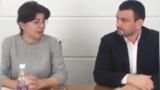 Сильвия Раду до сих пор считает Корнела Дудника депутатом парламента